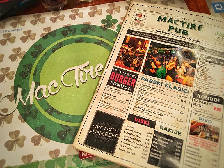 Mac Tire Pub