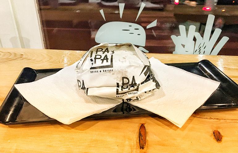 New York Burger - PAPA's Gyros & Burger Banja Luka