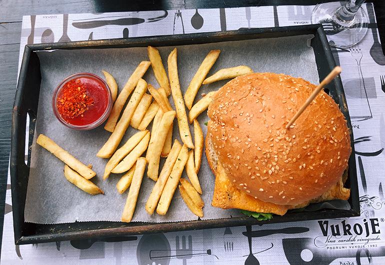 Pandora Burger - Koncept Bar Bajka Banja Luka