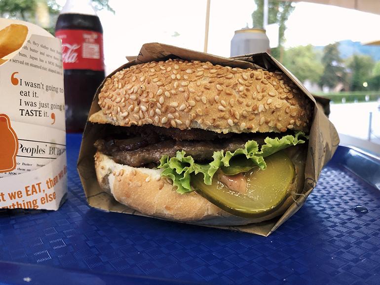 Country Burger - Grill Bar Papa Džo Banja Luka