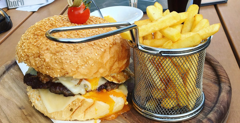 XXL Burger - Jova Bar Banja Luka