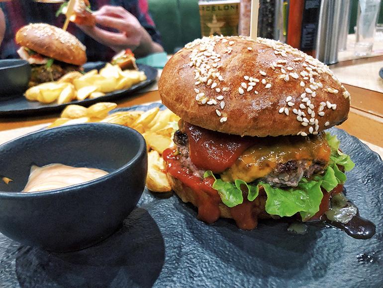 Kodiak Klasik Burger - Kodiak Burger&Steak Banja Luka