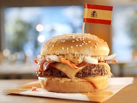 Grand McExtreme Bacon Burger