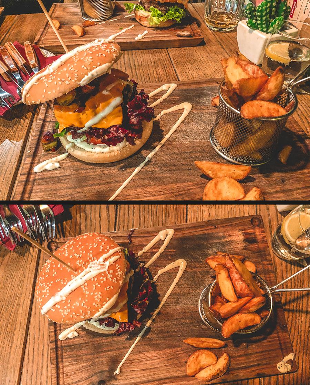 Nachos Burger - Nachos, Beograd