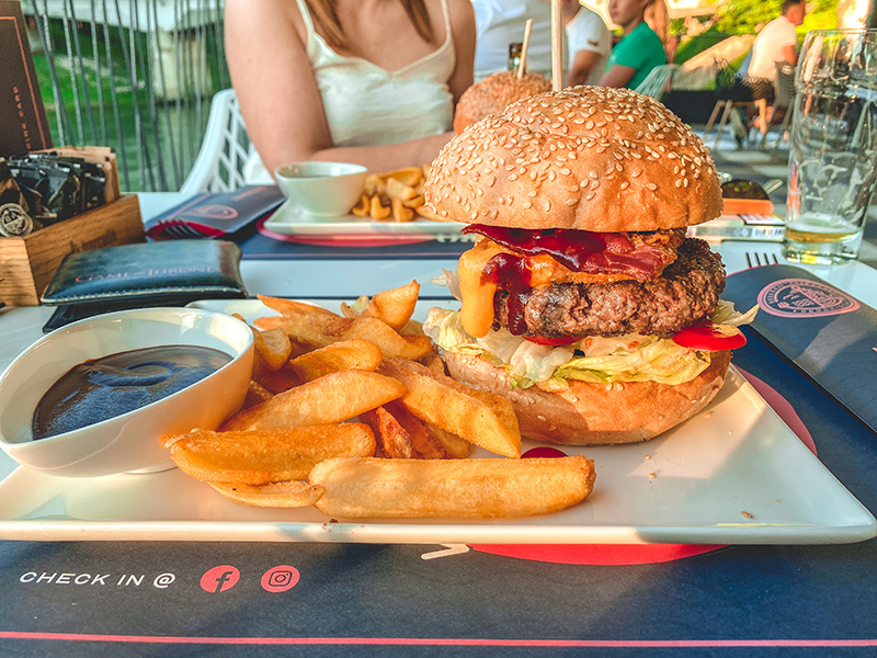 Burger Hedonist - Restoran Hedonist, Banja Luka