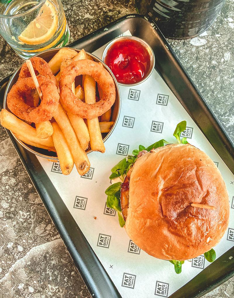 Smoked Burger - Fat Boys, Beograd
