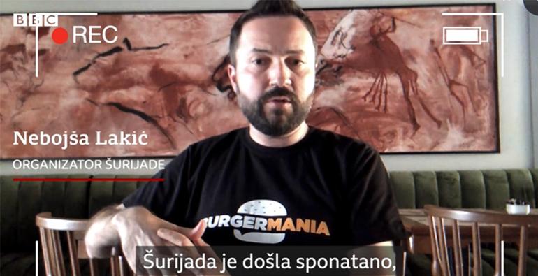 Nebojša Lakić - Šurijada - BBC