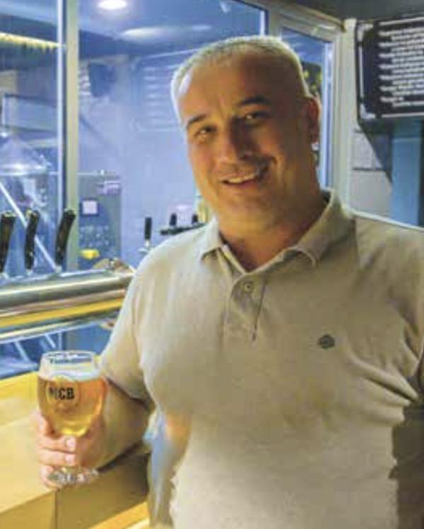 Ljubomir Marić - The Master Craft Brewery