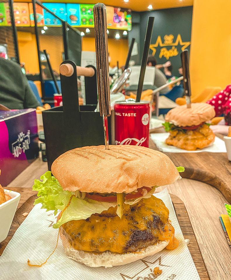 Pop's Burger - Pop's Caffe Food, Banja Luka