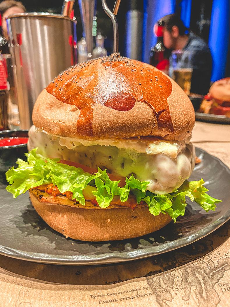 Kastrum Burger - Kodiak Burger&Steak, Banja Luka
