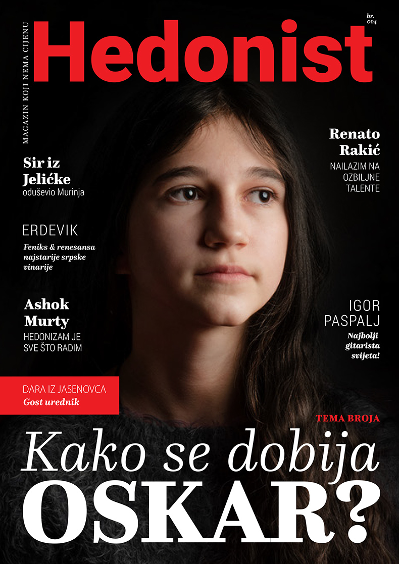 Hedonist Magazin 4