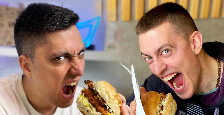 Milan i Tomo Božičković - Šta da jedem