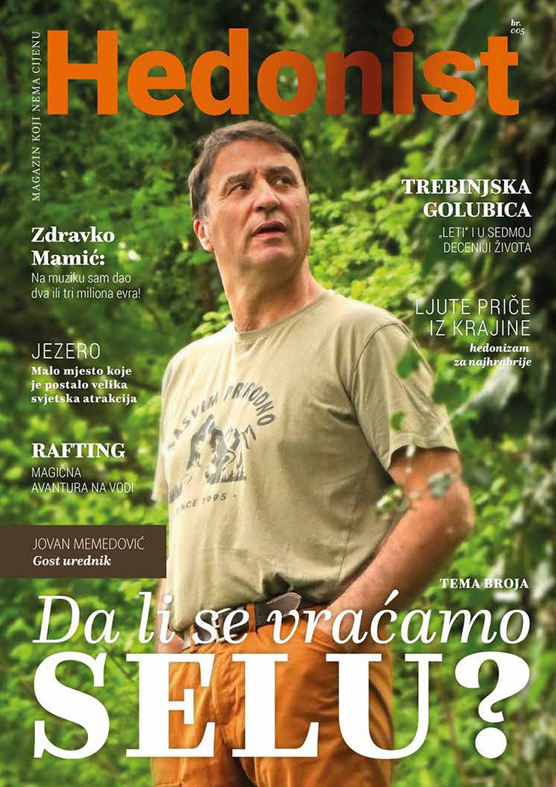 Hedonist Magazin Banja Luka