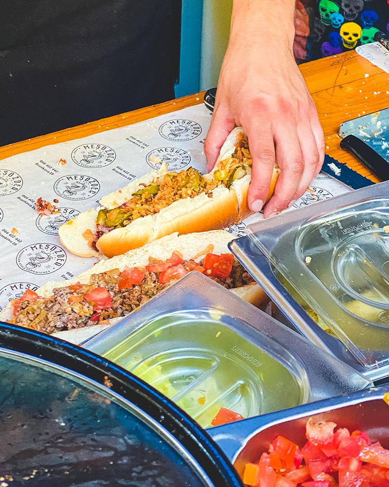 Mesožder, Beogradski Burger Festival