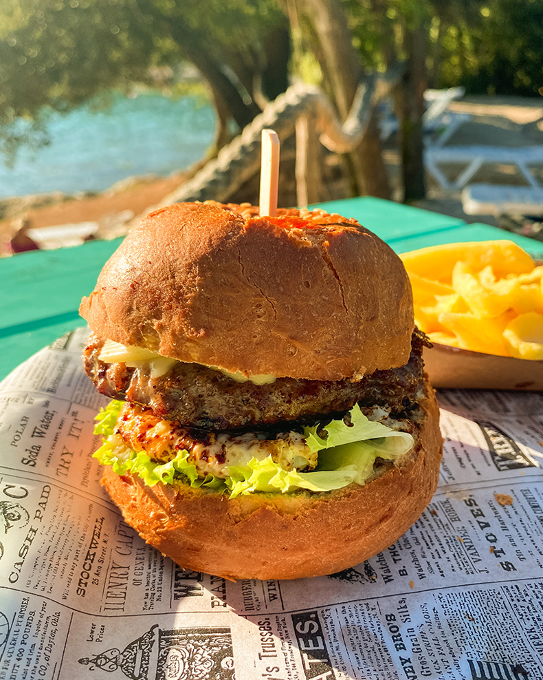 Bel Pićotto Tartufo Burger – Bel Pićotto, Pula