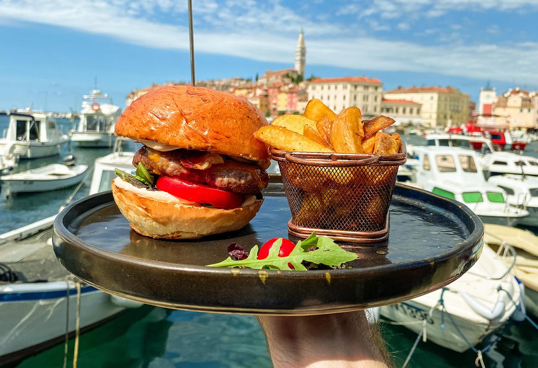 Royal Cheeseburger - Da Piero, Rovinj