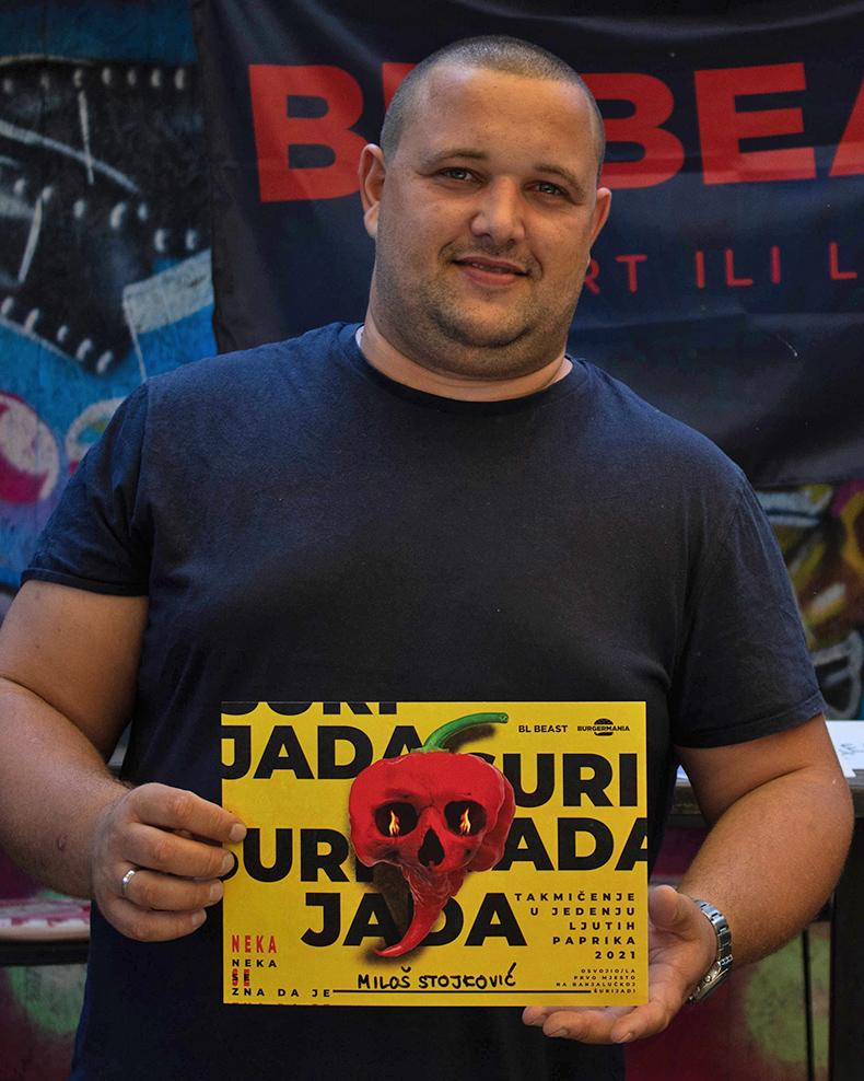 Šurijada 2021 - Miloš Stojković