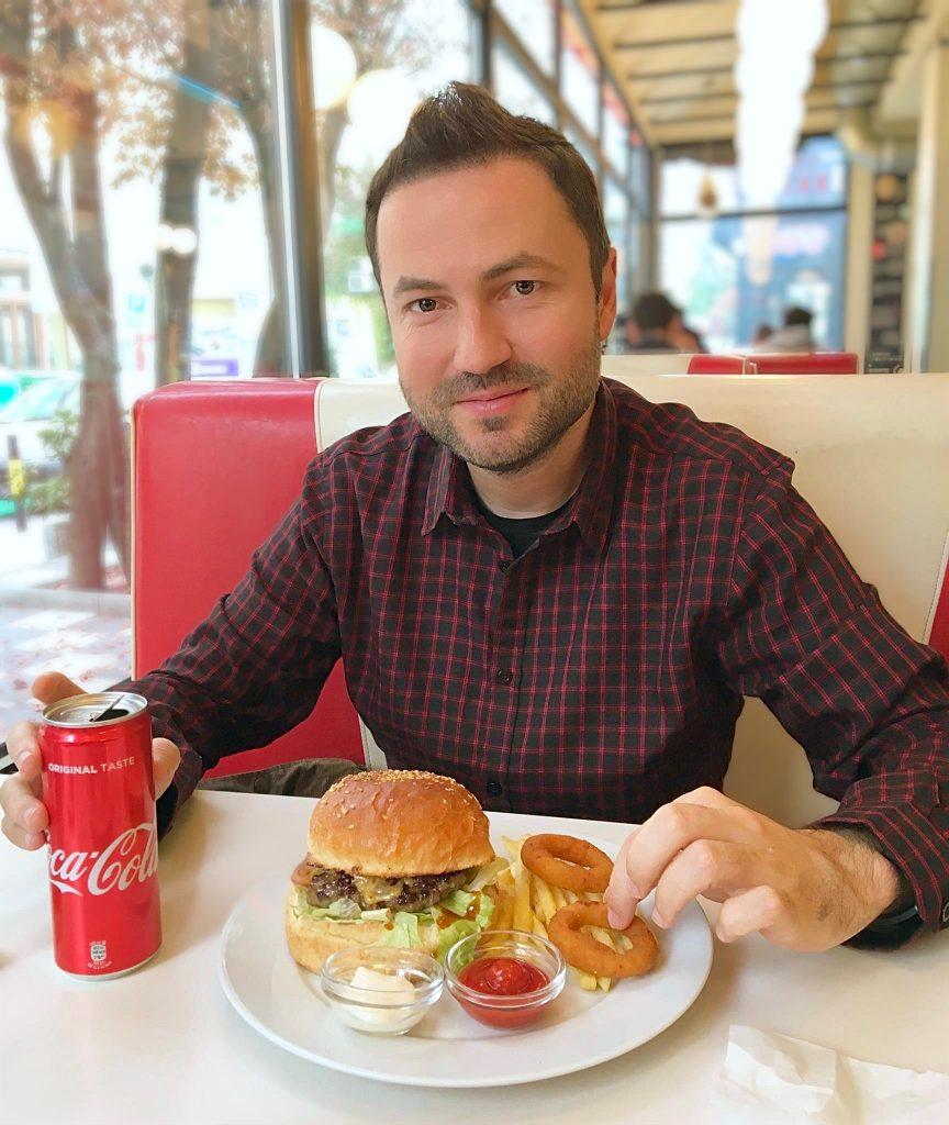 Nebojša Lakić - BurgerMania